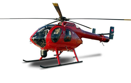 MD 520 Helicopter
