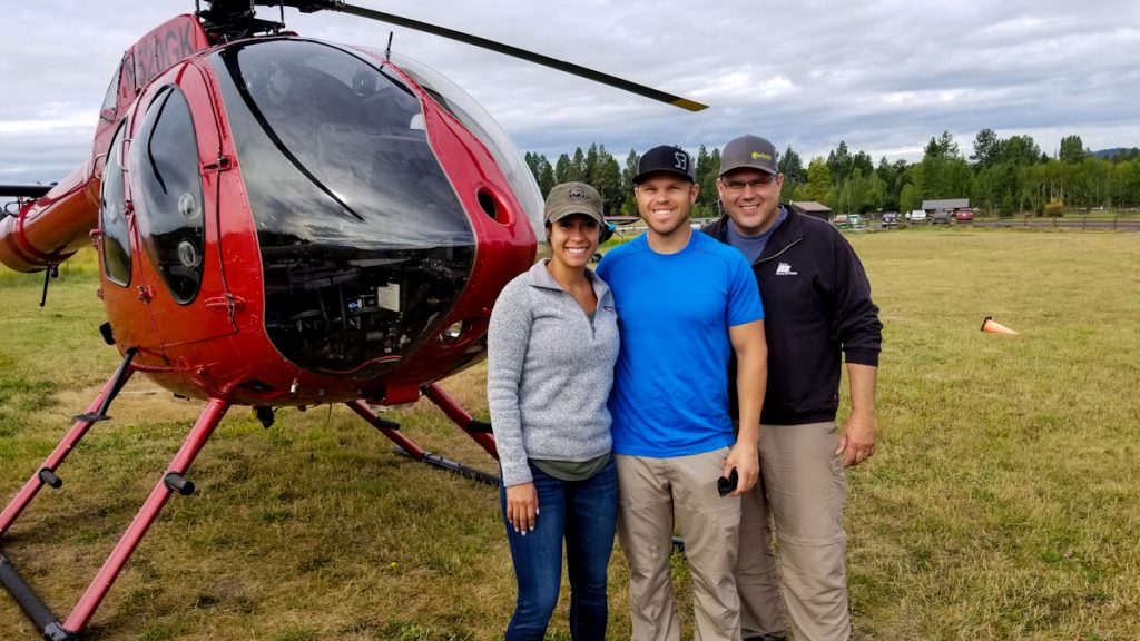 Neil Jensen HeliTour Review