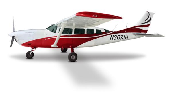 Cessna 207 7 Passenger Touring Plane
